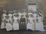 Peamount Nursing Staff 1913